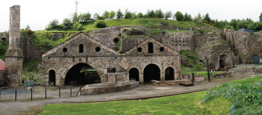 Blaenafon Ironworks by Alan Stanton http://flickr.com/photos/53921762@N00/2579531345