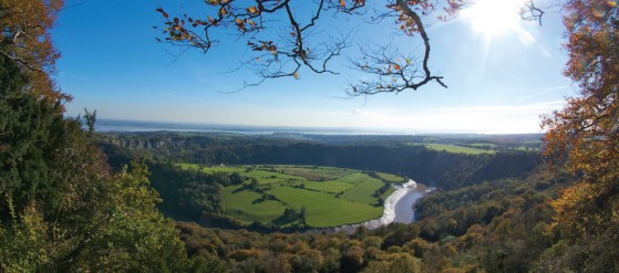 The Lower Wye Valley from Wyndcliffe by Keith Moseley https://www.flickr.com/photos/imagined_horizons/5151802680