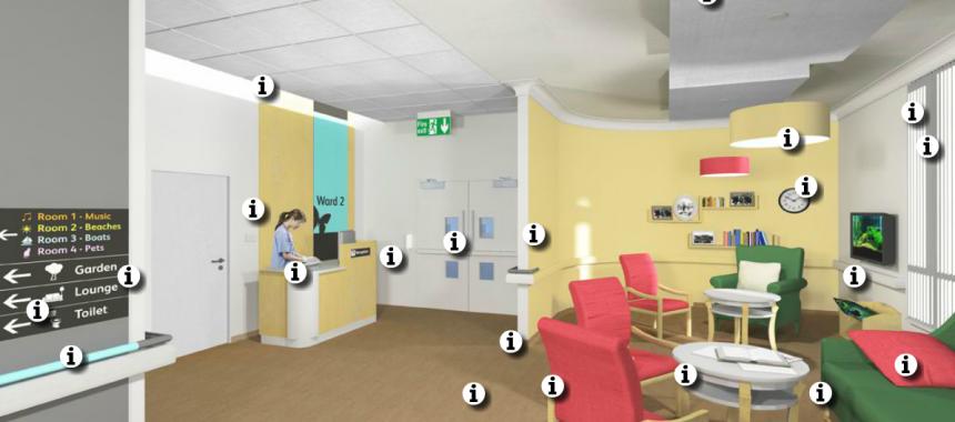 Virtual Hospital modelling tool